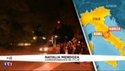"""Séisme en Italie : """"Il y a d'importants dégâts et beaucoup d'immeubles détruits"""" sur place"""