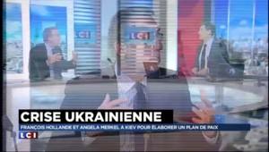 """Armement de l'Ukraine par les USA : """"C'est le dilemme d'Obama"""" dit Vincent Hervouët"""