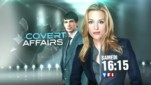Covert affairs - SAMEDI 26 MARS 2011 16:10