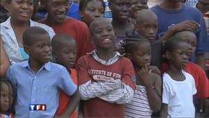Haïti : les ONG apportent un soutien psychologique aux enfants