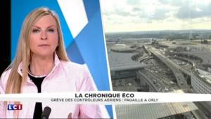 Pagaille à l'aéroport d'Orly après la grève des contrôleurs aériens