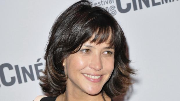 Sophie Marceau, lors de la première de L'âge de raison, le 4 juillet 2010 à Paris.