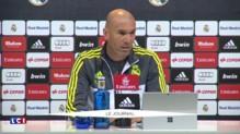 """Zidane sur l'affaire de la sextape : """"Je suis fatigué"""""""