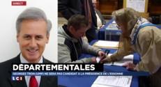 """Départementales : """"La campagne de Jérôme Guedj a été d'une bassesse inouïe"""" selon Georges Tron"""