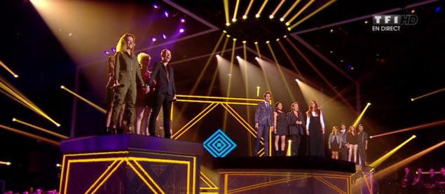 Jenifer, Mika, Zazie, Florent Pagny et leurs Talents ouvrent le Direct avec les tubes 2015