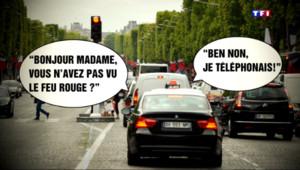Le 13 heures du 26 mai 2015 : MAUVAISE FOI AUTOMOBILISTES - 577