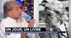 """Le fils du juge Renaud écrit un livre pour """"sauver l'honneur"""" de son père"""