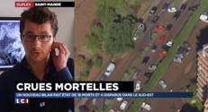 """Météo France : """"Lorsque les précipitations se sont intensifiées, il était trop tard pour lancer une alerte rouge"""""""