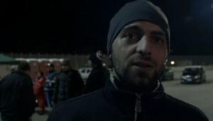 Mohamed, un migrant syrien qui se trouvait à bord de l'Ezadeen, 3/1/15