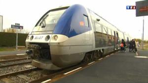 SNCF train de banlieue