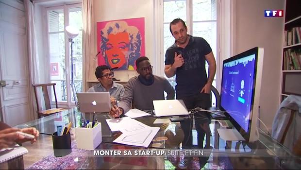 Start-up : ils deviennent leur propre patron