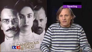Viggo Mortensen , le Freud de Cronenberg