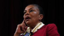Christiane Taubira New York