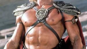 Dolph Lundgren dans le film Les maîtres de l'univers