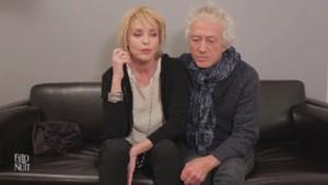 """Fanny Cottençon et Jean-Luc Moreau au Théâtre dans """"On ne se mentira jamais"""""""