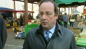 François Hollande à Tulles