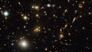 La galaxie la plus lointaine jamais observée dans l'Univers.