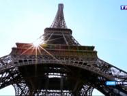 Le 13 heures du 3 mai 2015 : Zoom sur l'Exposition universelle : la Tour Eiffel, la grande dame - 1964.499