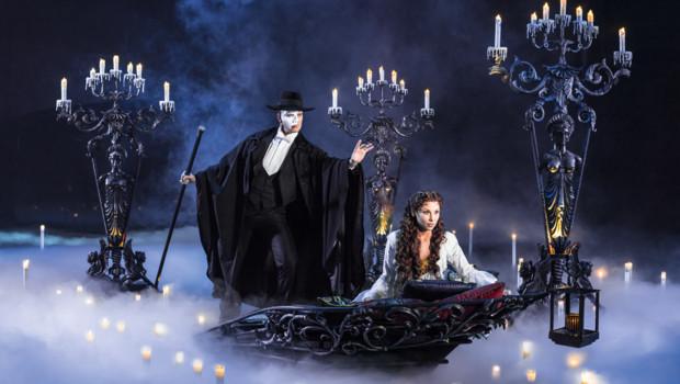 Le Fantôme de l'Opéra Stage Entertainment