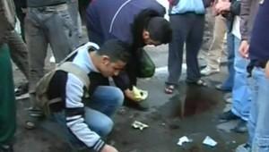 Un Palestinien a été tué mardi et huit ont été blessés mardi 19 décembre 2006
