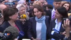 "Aubry ""convaincue que la seule candidate de la gauche gagnera dimanche"""