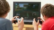 console jeux vidéo enfant manette