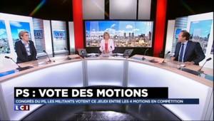 """""""Intéresser les Français"""", l'enjeu du congrès du PS"""