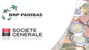 Les banques françaises BNP et Société Générale ont limité la casse en 2008