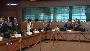 Réunion à Bruxelles : la France et l'Italie veulent une position unanime de l'Europe en Irak