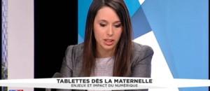 """Tablettes dès la maternelle : """"Le numérique sans changement des pratiques, ça n'a pas d'impact"""""""