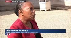 """Taubira sur le travail au noir : """"Je suis la première à prendre le problème en charge"""""""