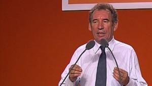 TF1-LCI : François Bayrou en meeting à Paris le 5 juin 2007