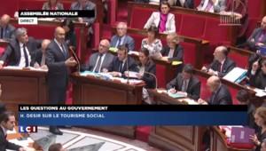 """Tourisme social : l'arrêt de la Cour """"nous conforte dans notre politique"""", affirme Désir"""