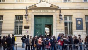 Un lycée parisien