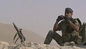Un soldat français des forces spéciales en Afghanistan (LCI)
