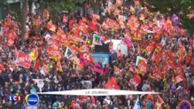 """11e manifestation anti-loi Travail : un parcours plus long que d'autres mais """"moins à risque"""""""