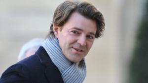 Francois Baroin à l'Elysée, le 7 janvier 2009.