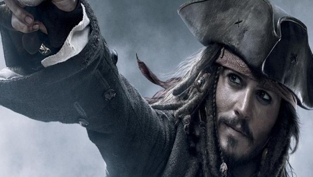 Johnny Depp - Pirates des Caraïbes 3