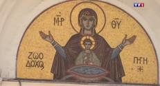 Le 20 heures du 3 août 2015 : Crise grecque : armateurs et Eglise orthodoxe épargnés par les réformes - 627