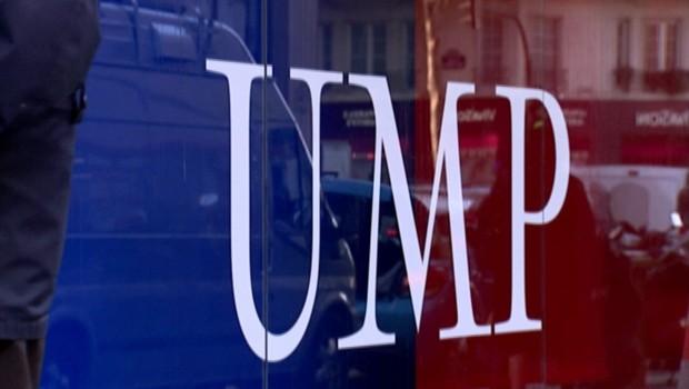 Le logo de l'UMP (archives).