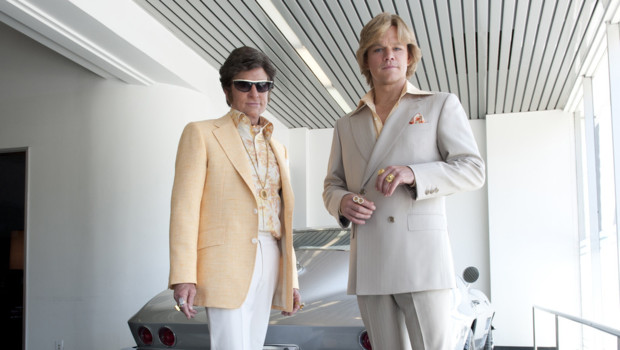 Matt Damon et Michael Douglas dans &amp;quot;Ma vie avec Liberace&amp;quot; de Steven Soderbergh