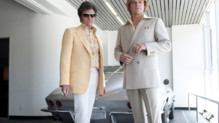 Matt Damon et Michael Douglas dans &quot;Ma vie avec Liberace&quot; de Steven Soderbergh