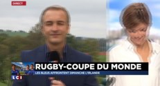 "Mondial de rugby : France-Irlande, un XV de France ""sans surprise"""