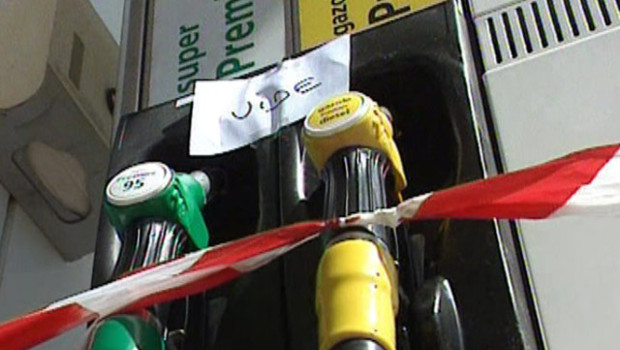 TF1/LCI Carburant pénurie Corse grève essence