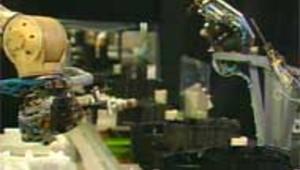 Automobile Industrie Robot chaîne Valeo