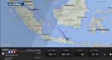 Disparition d'un avion entre l'Indonésie et Singapour, un Français à bord