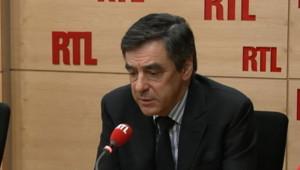 François Fillon sur RTL (23/03/2012)