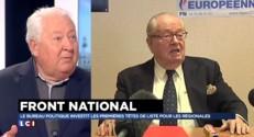 """Front national : """"La crise se termine à l'avantage totale de Marine Le Pen"""""""