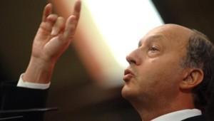 Laurent Fabius, en 2006