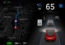 Le Pilotage automatique Tesla